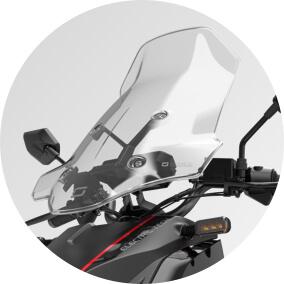 SuperSoco CPX Schild